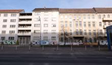 Häuserzeile des MfS an der Frankfurter Allee